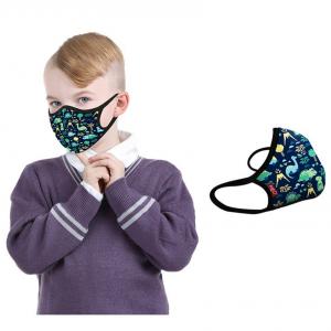 【新西兰直邮包邮】MEO kids 儿童防护口罩男孩款(正装自带1个口罩+1个滤芯)+8个滤芯套装(颜色随机)